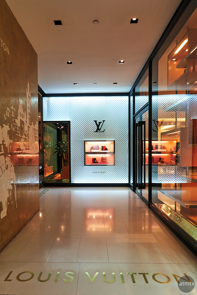 Louis Vuitton, UB City - Bangalore, India