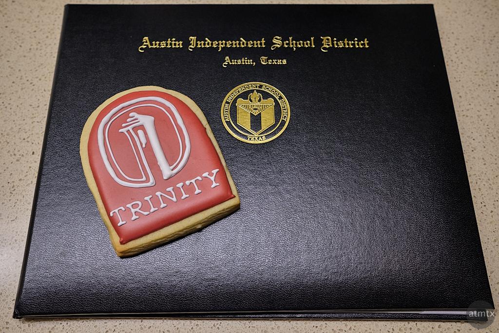 High School Diploma and Cookie - Austin, Texas