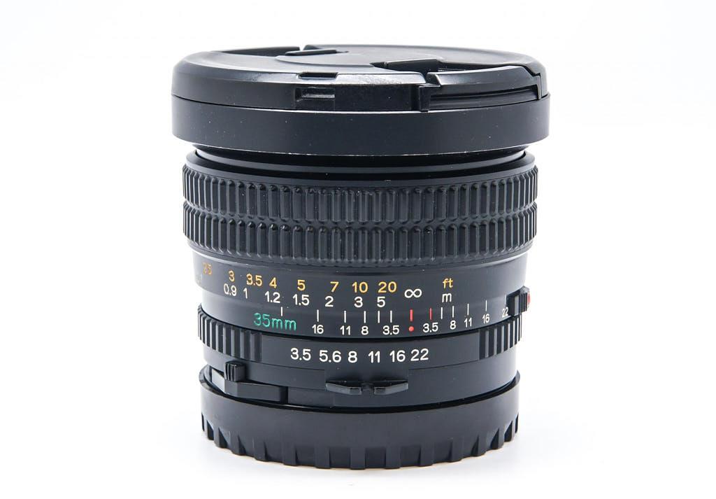 Mamiya 35mm f3.5