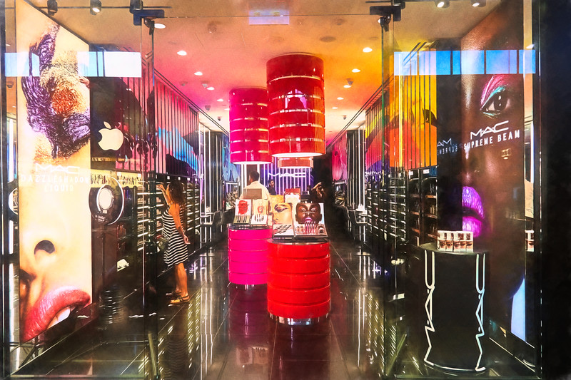 Colorful Cosmetics, North Star Mall - San Antonio, Texas