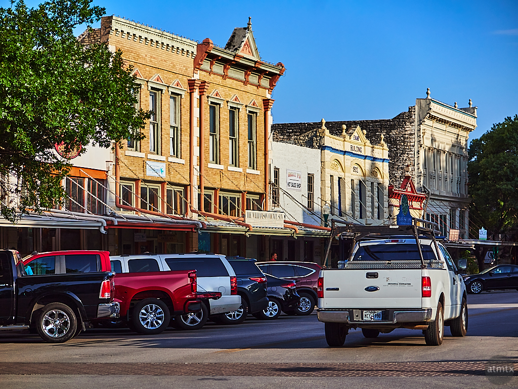 Town Square - Georgetown, Texas