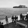 Approaching Alcatraz - San Francisco, California
