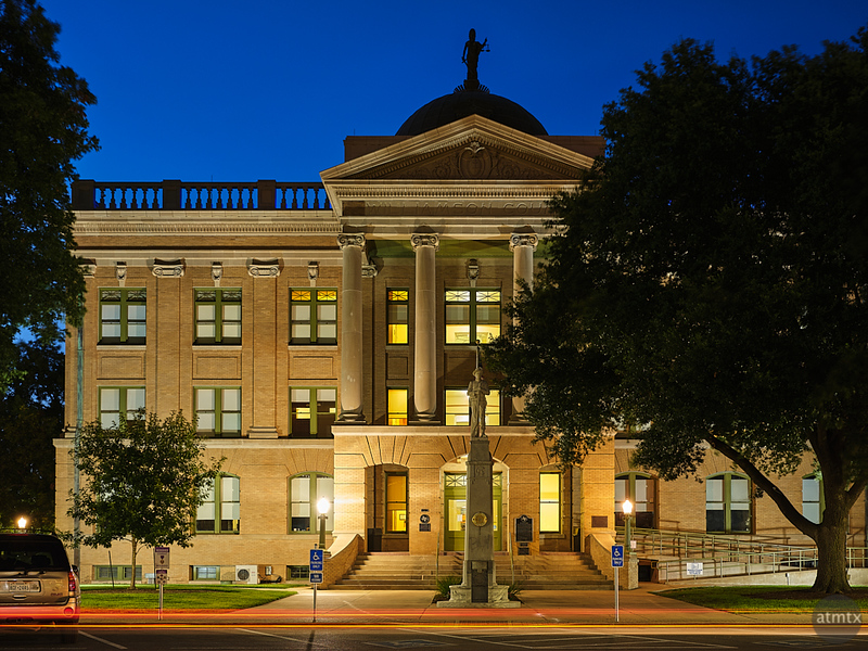 Williamson Country Courthouse - Georgetown, Texas