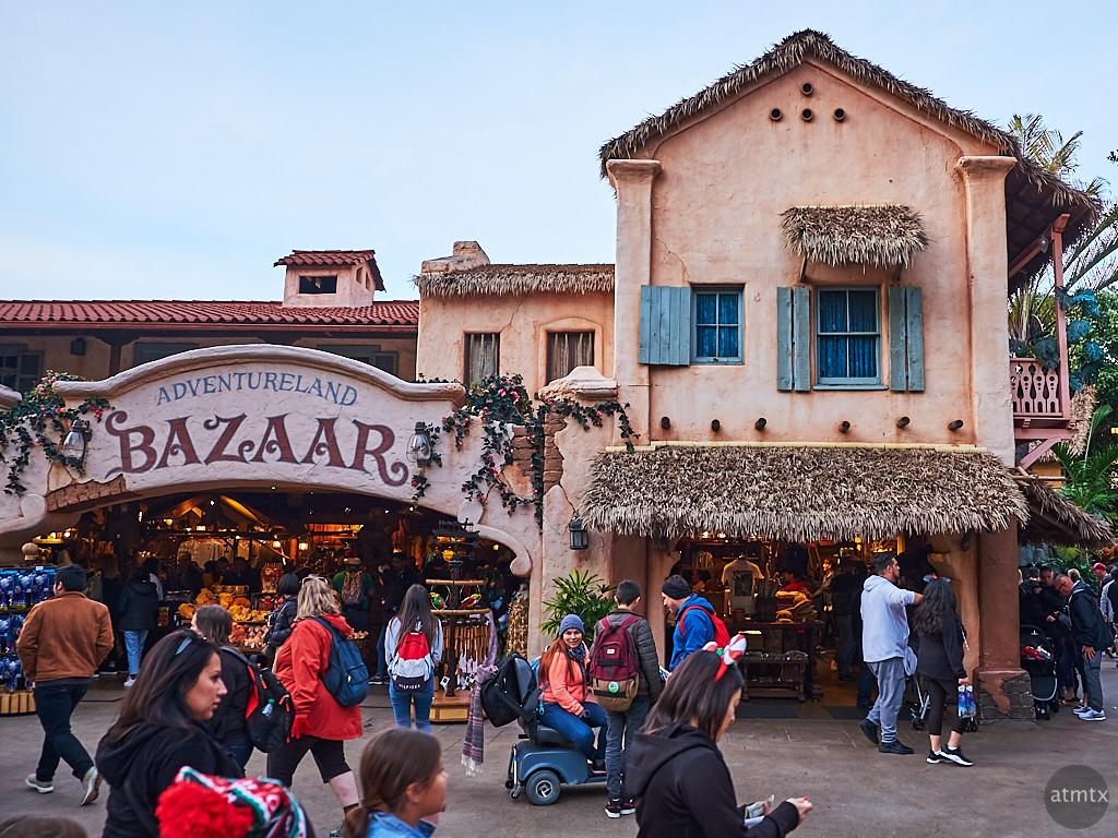 Adventureland Bazaar - Anaheim, California