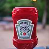 Heinz Ketchup Bokeh - Austin, Texas