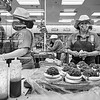 Buc-ee's Sandwich Makers - Melissa, Texas