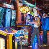 Arcade Shooter, 6th Street - Austin, Texas