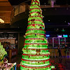 Christmas Tree, Aloft Hotel - Bangalore, India