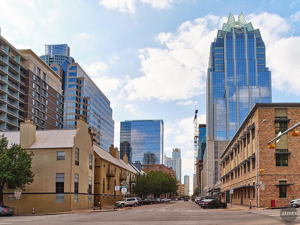 4th and San Jacinto - Austin, Texas