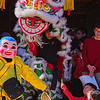 The Lion Emerges, Chinese New Year 2020 - Austin, Texas