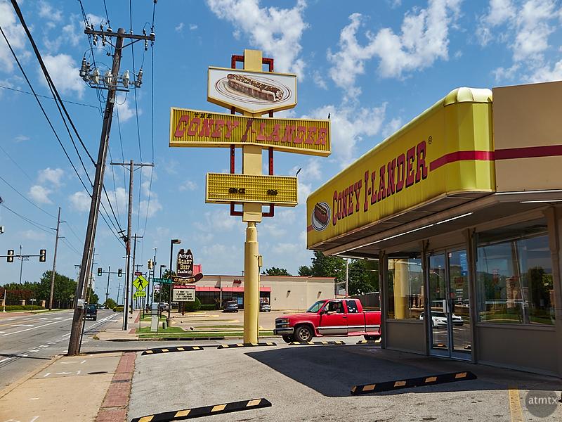 The Coney I-Lander - Tulsa, Oklahoma