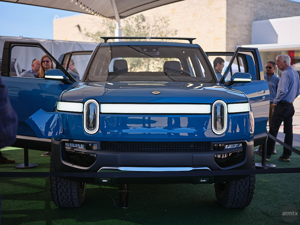 Rivian R1T, Fully Charged Live 2020 - Austin, Texas