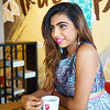 Sarika, Cafe Life - Bangalore, India