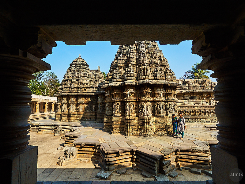 Chennakesava Temple, Framed - Somanathapura, India