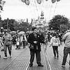 Balloon Man, Disneyland - Anaheim, California