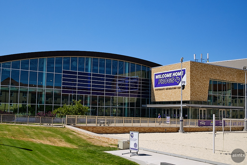 Recreation Center, TCU - Fort Worth, Texas