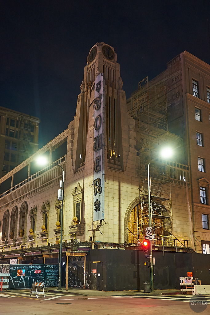 Tower Theater - Los Angeles, California