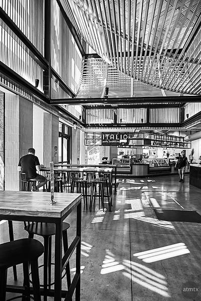 Food Hall Architecture - Austin, Texas