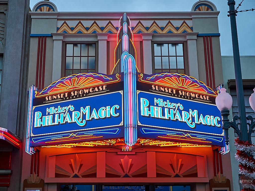 Mickey's Philharmagic, Disney California Adventure - Anaheim, California