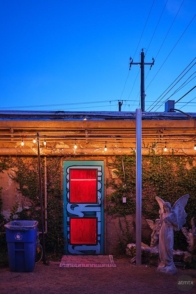 Ballroom Backdoor - Austin, Texas