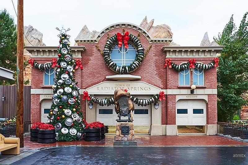 Radiator Springs, Disney California Adventure - Anaheim, California