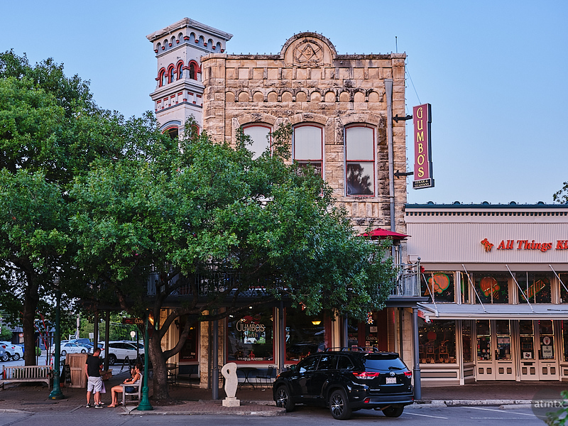 Gumbo's North - Georgetown, Texas (Fuji Original)