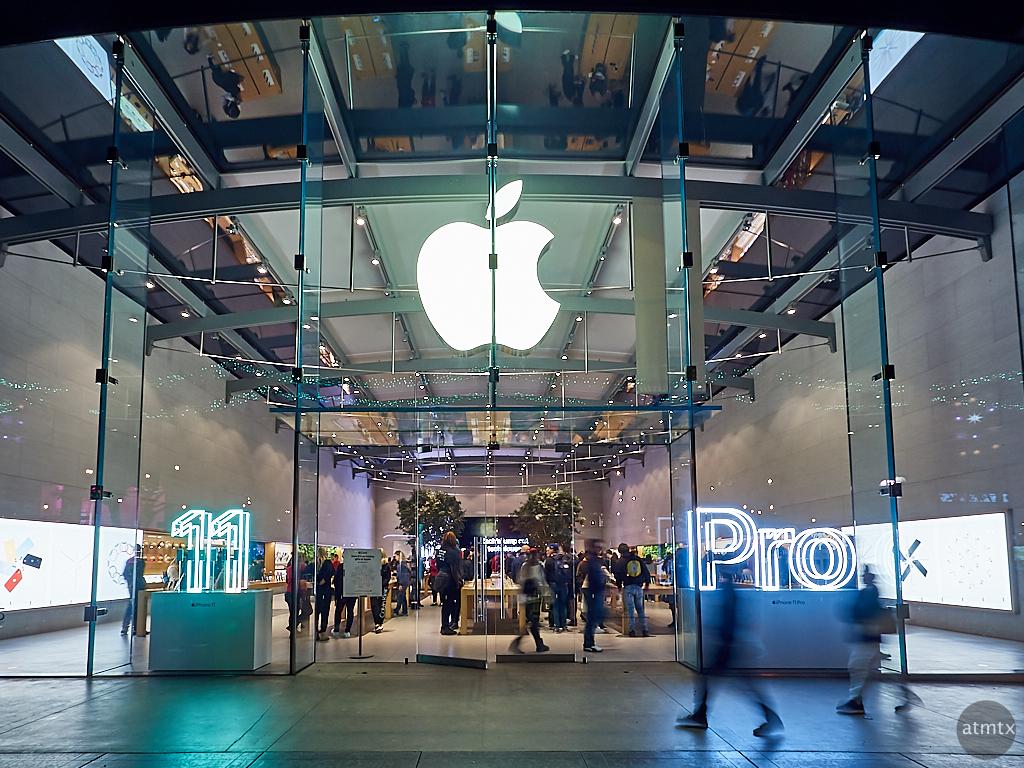 Apple Store, Third Street Promenade - Santa Monica, California