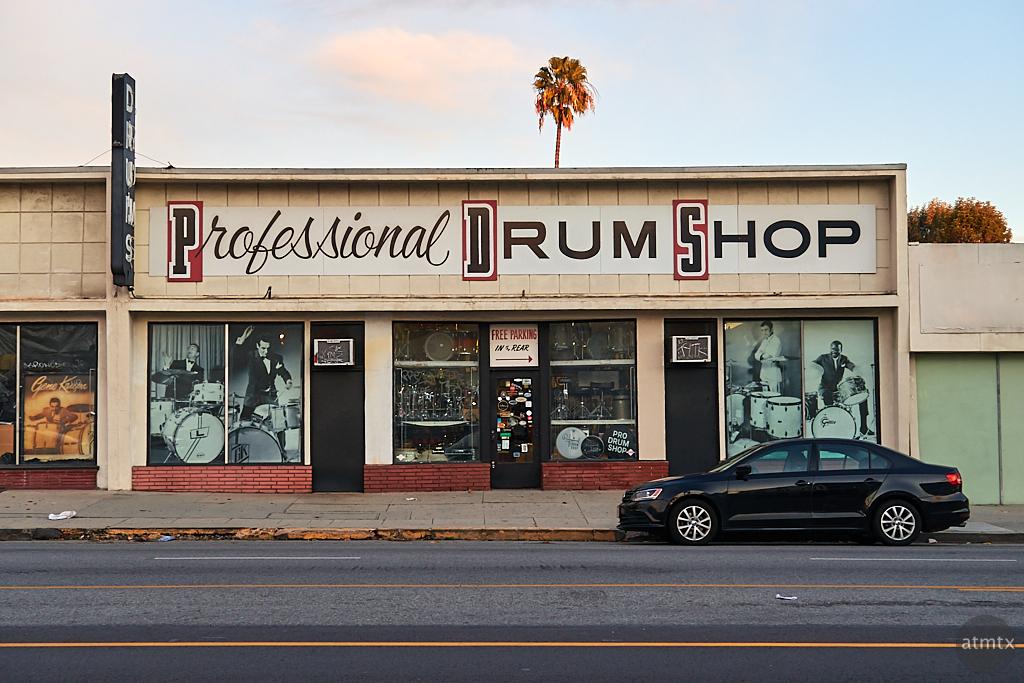 Professional Drum Shop - Los Angeles, California