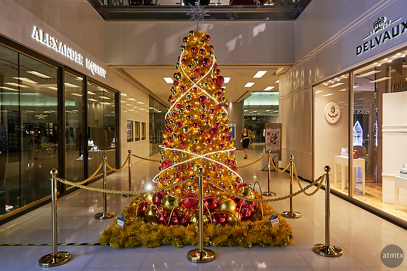 Christmas Tree, Scotts Square - Singapore