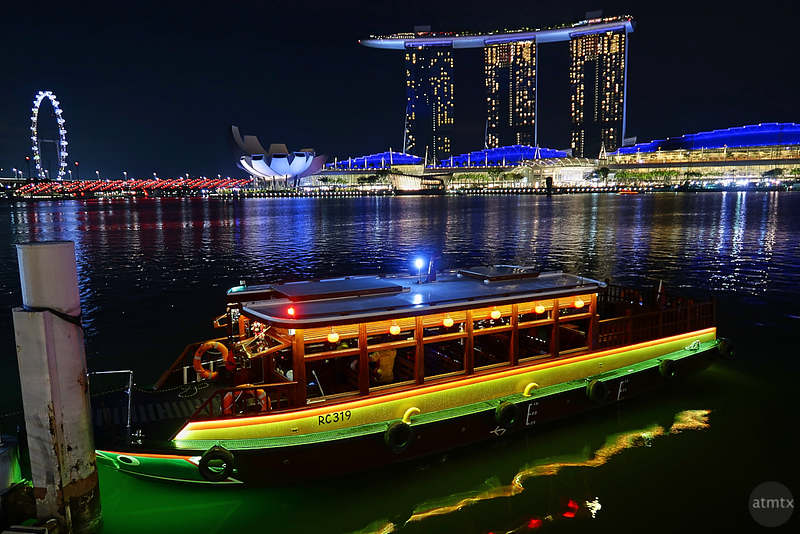 Water Taxi - Singapore