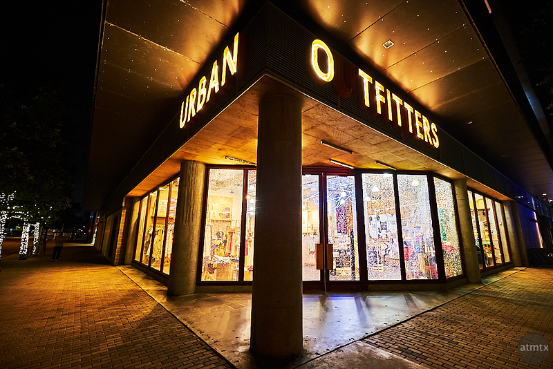 Urban Outfitters - Austin, Texas