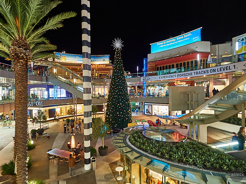 Santa Monica Place - Santa Monica, California