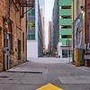 Architectural Alleyway - Austin, Texas