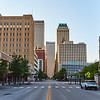 Boston Avenue Looking North - Tulsa, Oklahoma