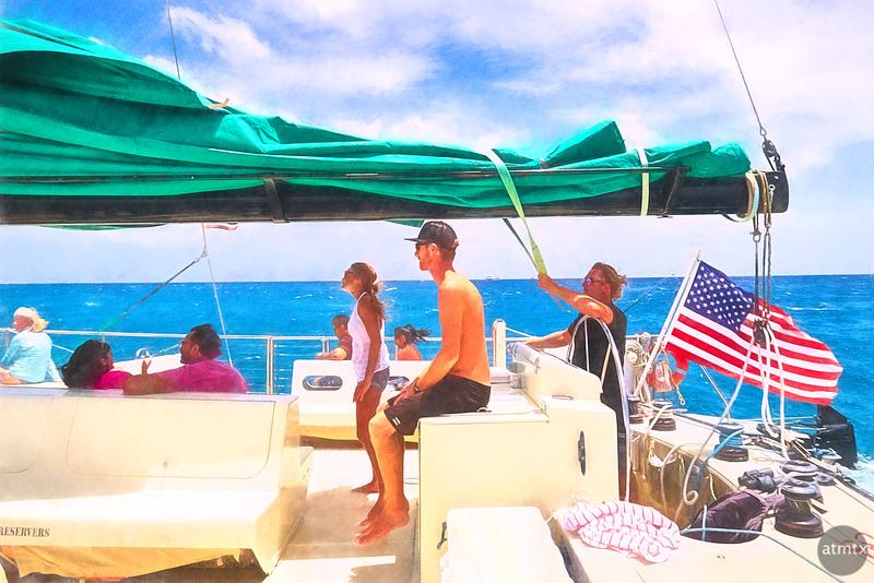 Maita'i Crew - Honolulu, Hawaii
