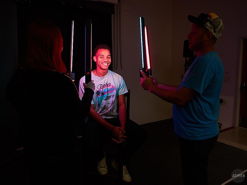 Precision Camera Light Painting Class - Austin, Texas