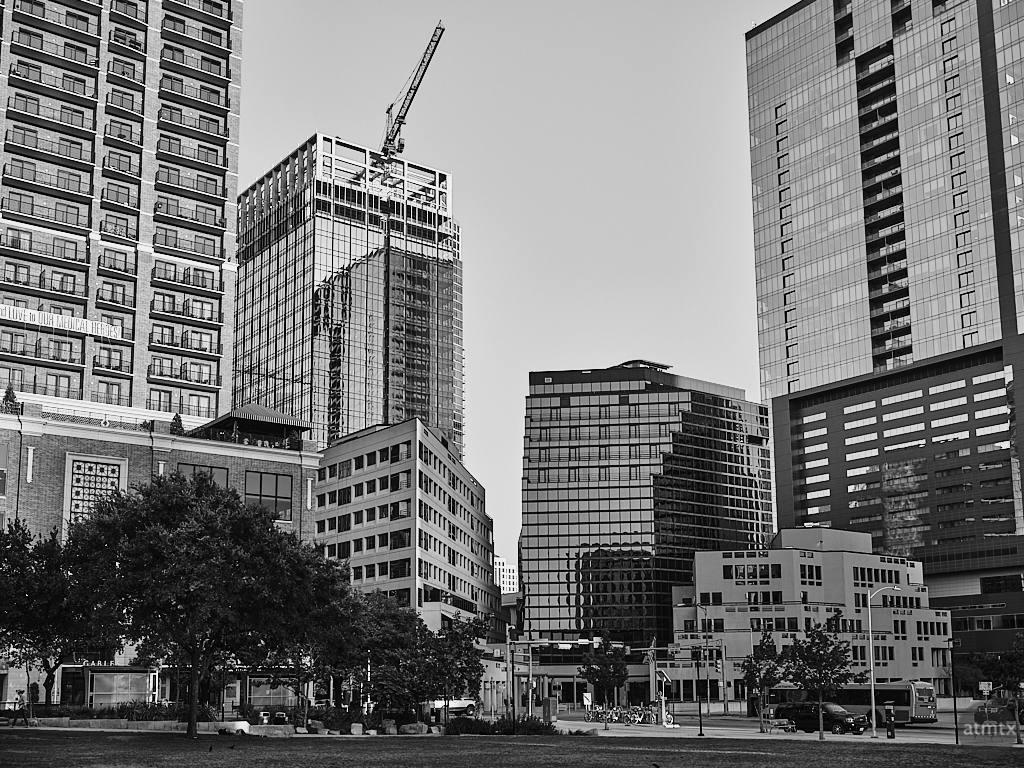 Republic Square Skyline - Austin, Texas