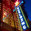 Neon at Blue Hour, 6th Street - Austin, Texas