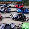 Autopia Traffic Jam - Anaheim, California