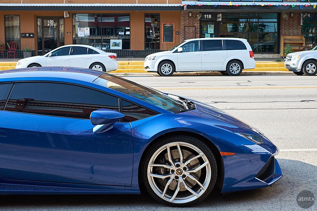 Lamborghini - Taylor, Texas