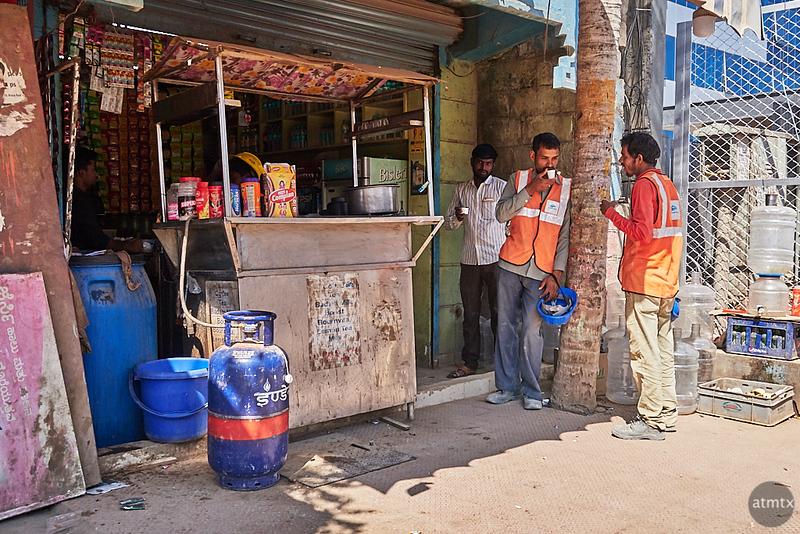 Chai Break - Bangalore, India