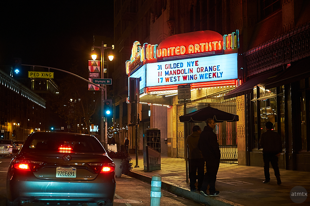 United Artists Theater - Los Angeles, California