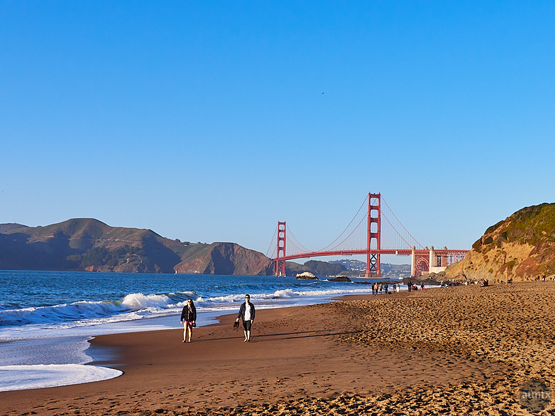Baker Beach - San Francisco, California