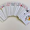 Deck of Worn Cards - Austin, Texas