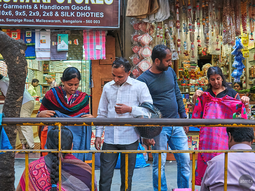 Shopping Couples - Bangalore, India