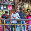 Couples Shopping - Bangalore, India