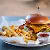 Cheeseburger, Waterloo Ice House - Austin, Texas
