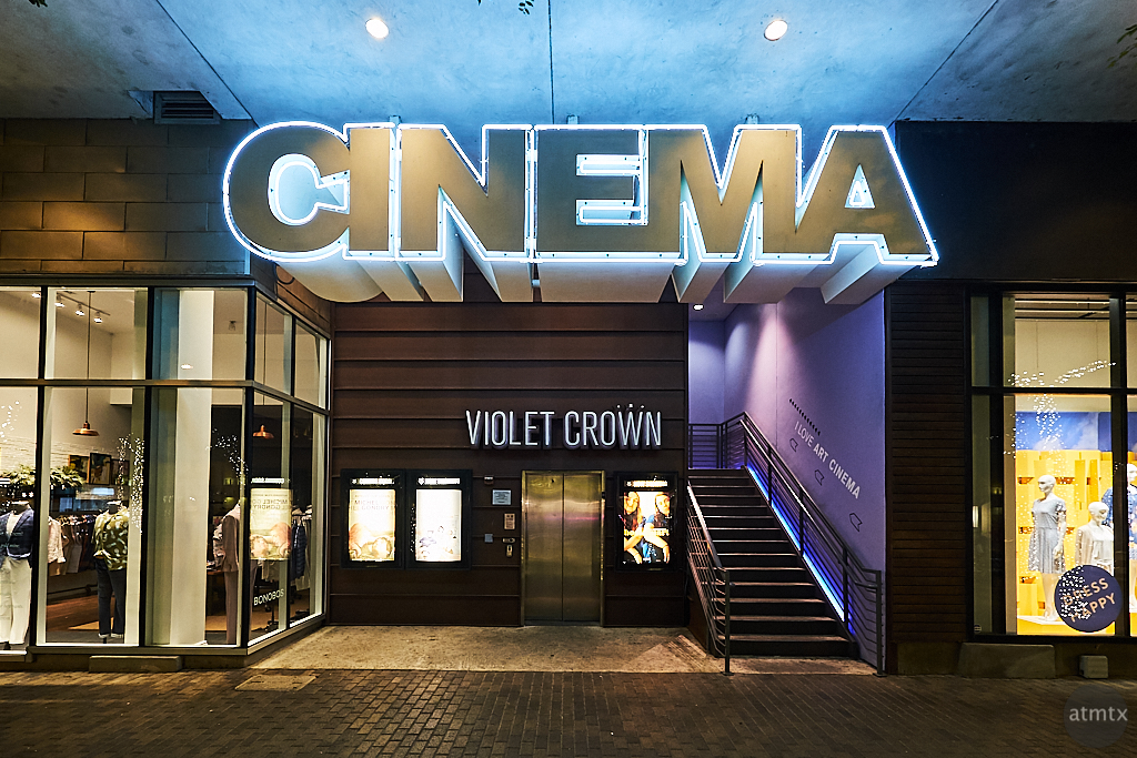 Violet Crown Cinema - Austin, Texas