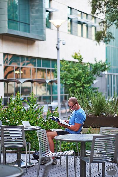 Studious Student, University of Texas - Austin, Texas
