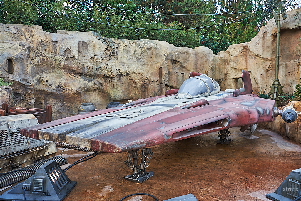 A-wing Starfighter - Anaheim, California